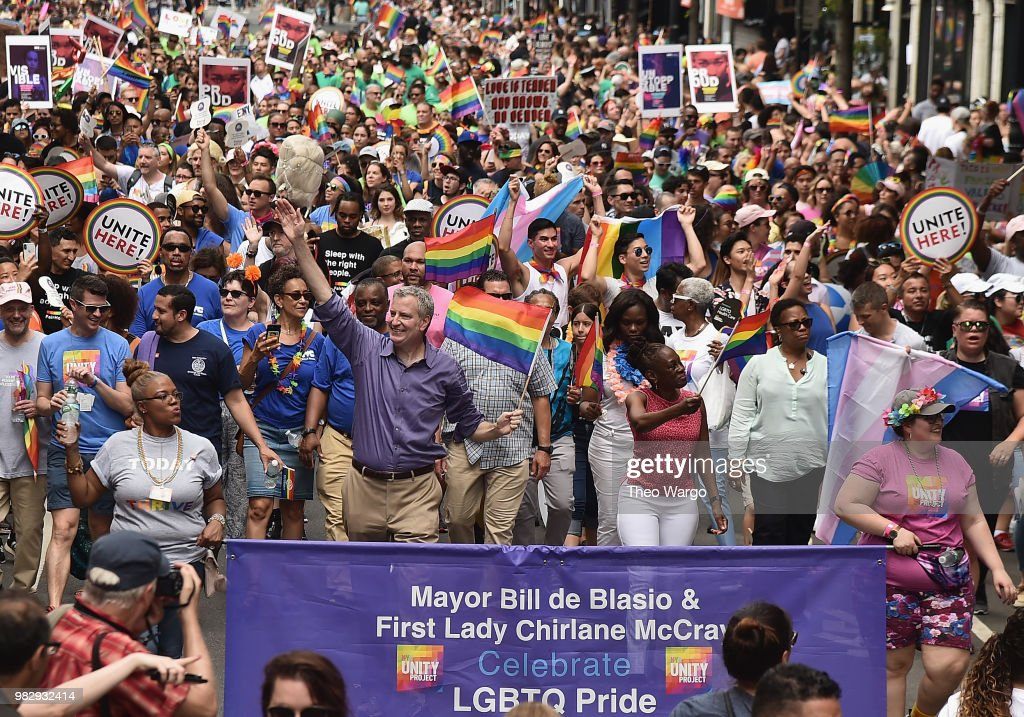 2018 New York City Pride March