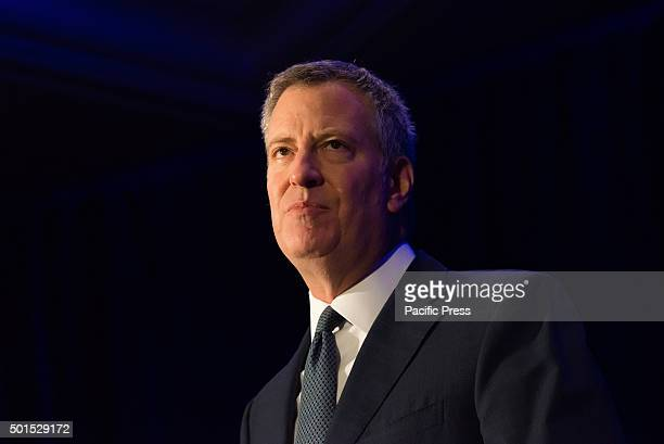 Mayor Bill de Blasio delivers remarks at the National Immigration Integration Conference On the second day of the National Immigration Integration...