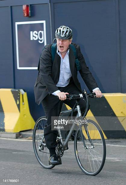 Mayor Boris Johnson joined by SkySports presenter Georgie Thompson launches the capital's Summer of Cycling which aims to encourage more Londoners to...