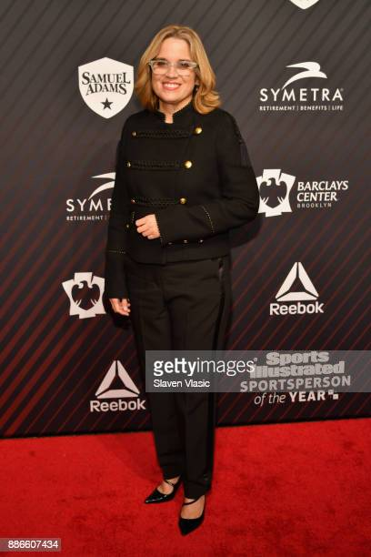 Mayor Carmen Yulin Cruz attends SPORTS ILLUSTRATED 2017 Sportsperson of the Year Show on December 5 2017 at Barclays Center in New York City Tune in...
