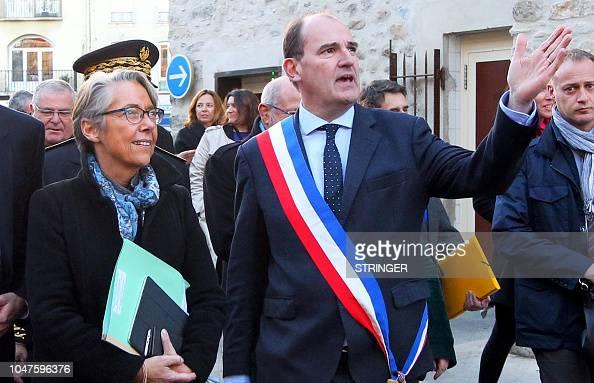 Le délégué interministériel aux JO, Jean Castex, chargé du ...  |Jean Castex