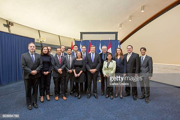 TORONTO ON JANUARY 7 Mayor John Tory met with members of the Federal Liberal Caucus to discuss the future of Toronto You would be hardpressed to find...