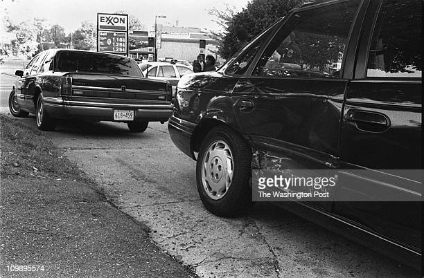 10/26/95 Mayor Marion Barry's Lincoln Town Car collided with a Ford Taurus Thursday afternoon at the intersection of Connecticut and Nebraska avenues...