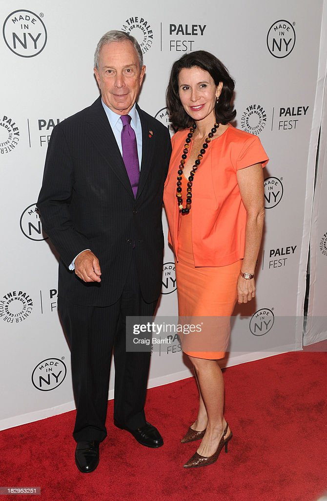 Mayor Michael Bloomberg attends 'Orange Is the New Black' during 2013 PaleyFest: Made In New York at The Paley Center for Media on October 2, 2013 in New York City.