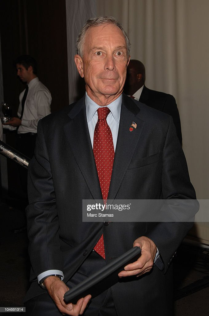 Mayor Michael Bloomberg attends the 7th Annual Fete De Swifty benefit on September 29, 2010 in New York City.