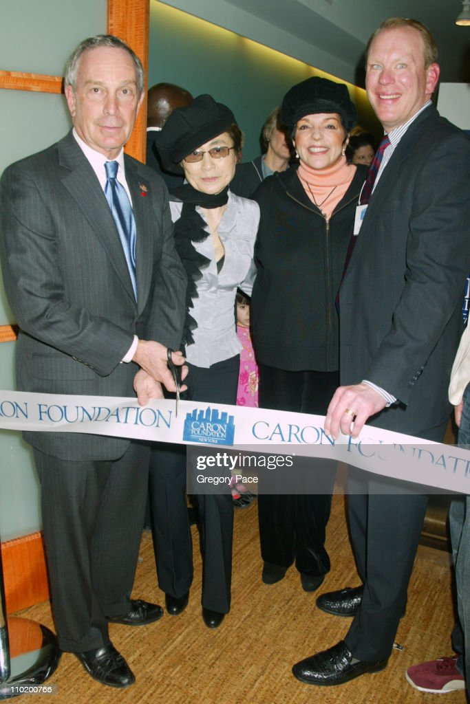 Caron Foundation's Grand Opening of NYC Recovery Center Specializing in the
