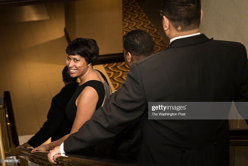 Arrivals at the 2015 Gridiron Club Dinner : News Photo