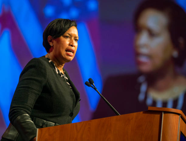 DC: D.C. Mayor Bowser And Federal Partners Hold Security Briefing Ahead Of Wednesday's Inauguration
