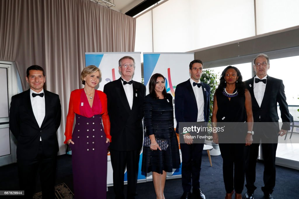 Paris 2024 In Cannes - The 70th Annual Cannes Film Festival