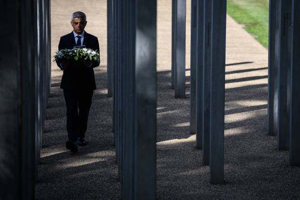 GBR: 15th Anniversary Of The 7/7 London Bombings