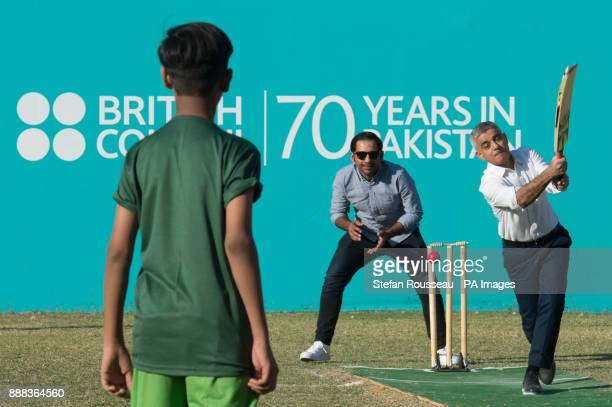Mayor of London Sadiq Khan visits the British Council in Karachi to meet participants in their groundbreaking DOSTI project which works towards...