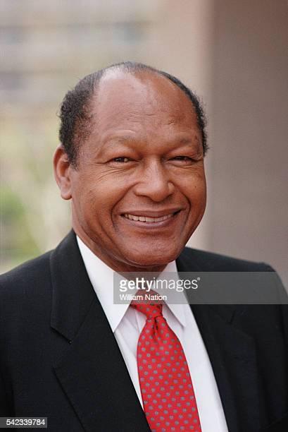 Mayor of Los Angeles Tom Bradley