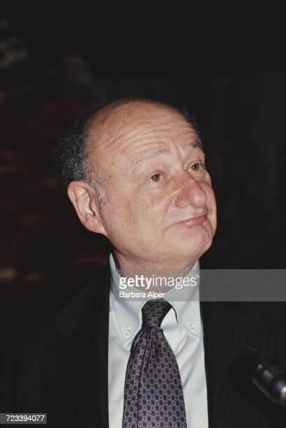 Mayor of New York City Ed Koch March 1987
