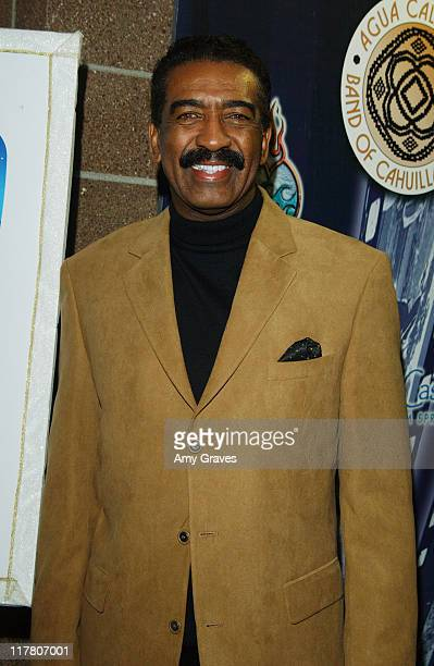 Mayor of Palm Springs Ron Oden during Palm Springs International Film Festival Opening Night Coach Carter Screening at Palm Springs High School in...
