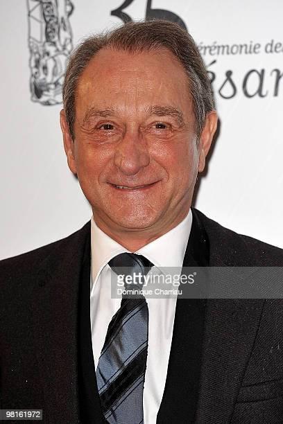 Mayor of Paris Bertrand Delanoe attends the 35th Cesar Film Awards at Theatre du Chatelet on February 27, 2010 in Paris, France.