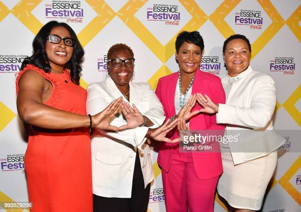 Mayor of Rochester New York Lovely Warren Mayor of Gary Indiana Karen FreemanWilson Mayor of Atlanta Keisha Lance Bottoms and Chair of the Louisiana...