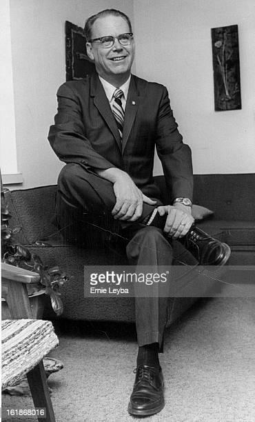NOV 2 1971 NOV 3 1971 NOV 9 1971 NOV 10 1971 Mayor Paul Beck Happy with outcome