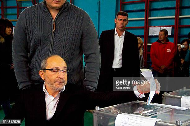 Mayoral elections In the Kharkiv, Ukraine, were held on 25 October. The election process has been found many violations. Wounded soldiers from the...