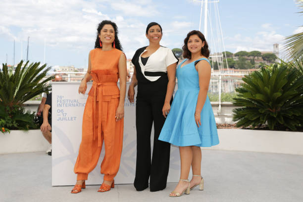 """FRA: """"Noche De Fuego/Prayers For The Stolen"""" Photocall - The 74th Annual Cannes Film Festival"""