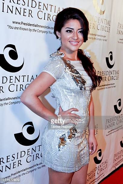 Mayra Leal arrives at Tru Hollywood for the If The Earth Could Speak Music Video Launch Party Benefiting Kids Helping Kids on April 2 2011 in...