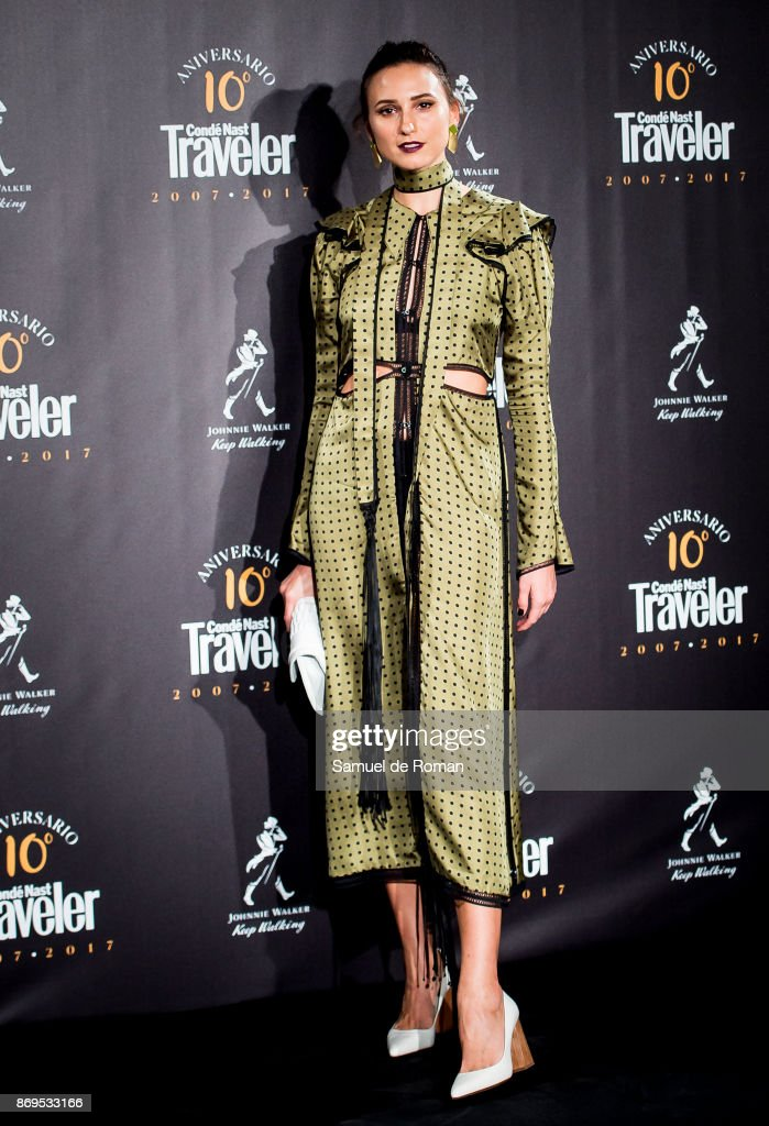 Conde Nast Traveler 10th Anniversay Party
