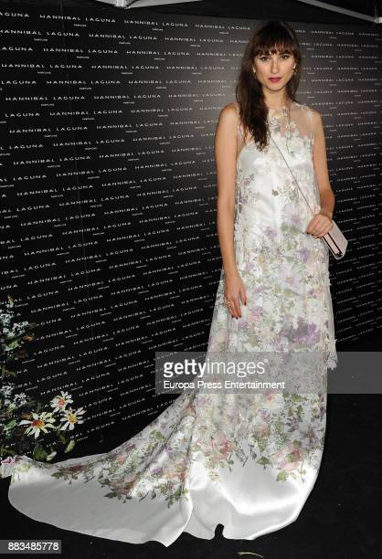 Mayte de la Iglesia attends the Hannibal Laguna 30th anniversary Gala Dinner at the Santo Mauro hotel on November 30 2017 in Madrid Spain