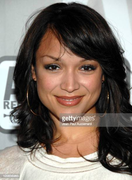 Mayte Garcia during Maroon 5 Album Release Party Arrivals at The Lot in West Hollywood California United States
