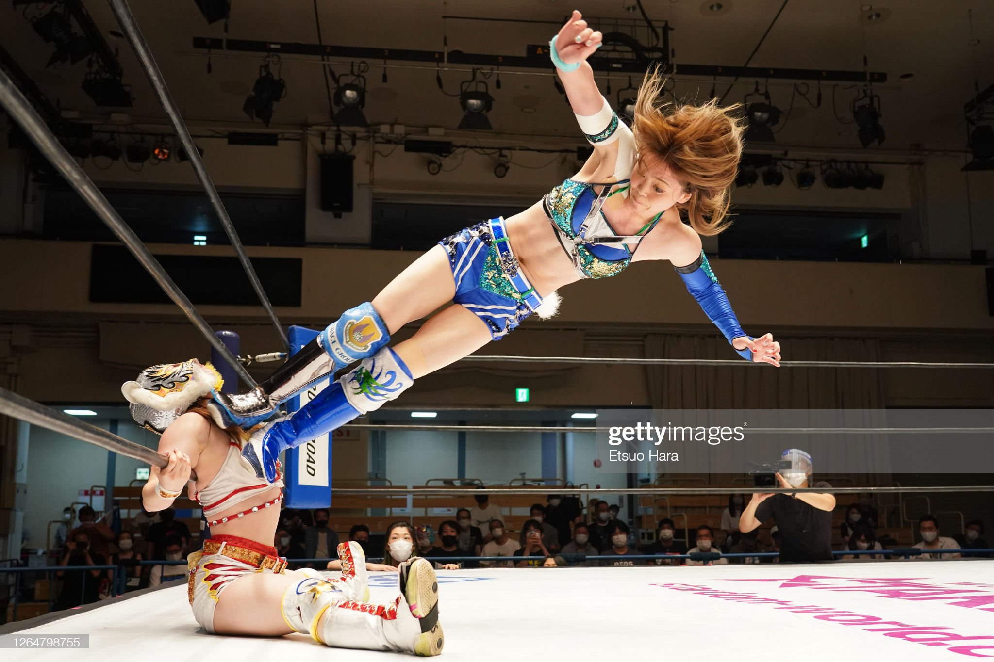 Women's Pro-Wrestling 'Stardom' 5 Star GP : Fotografía de noticias