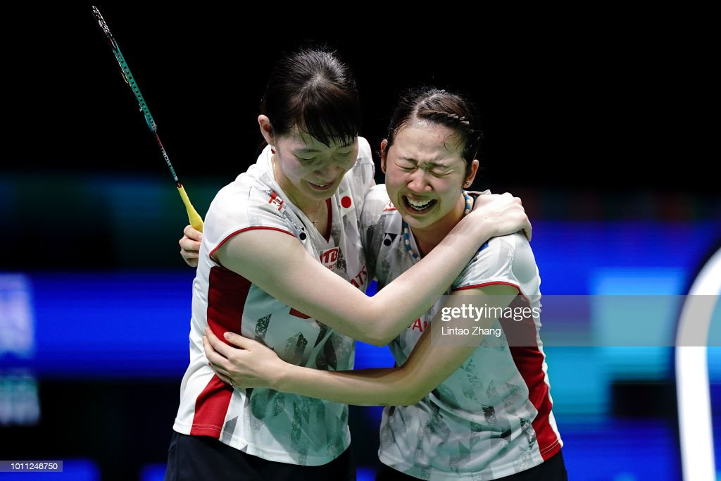 Total BWF World Championships 2018 - Day 7 : ニュース写真