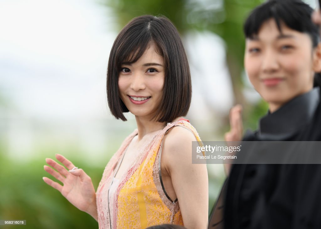 """Shoplifters (Manbiki Kazoku)"" Photocall - The 71st Annual Cannes Film Festival : ニュース写真"