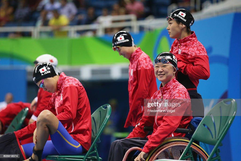 2016 Rio Paralympics - Day 8 : News Photo