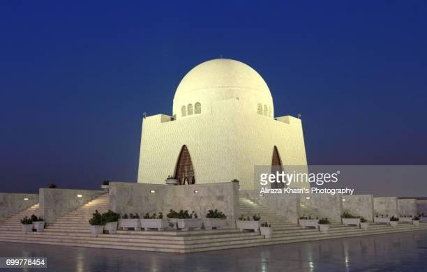 mazar-e-quaid - karachi - カラチ ストックフォトと画像