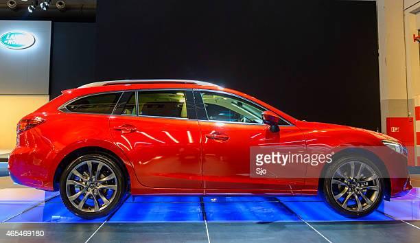 Der Mazda 6 Wagon estate Auto