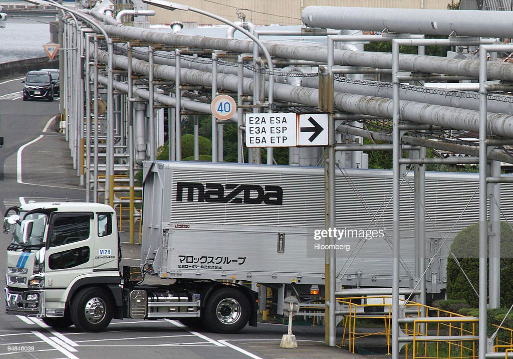 Mazda motor corporation hiroshima japan for Plant city department of motor vehicles