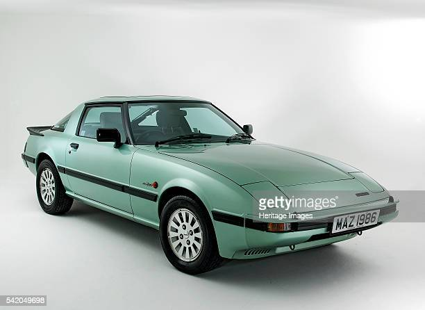 Mazda Rx 7 Stock Photos And Pictures