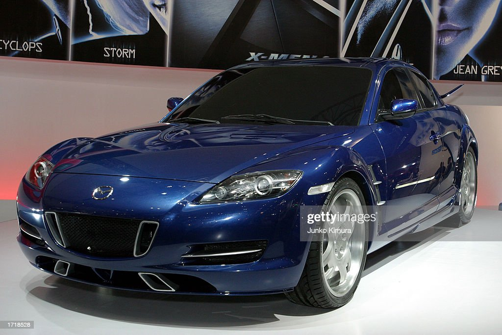 https://media.gettyimages.com/photos/mazdas-customized-version-of-the-rx8-the-mazda-rx8-xmen-car-is-on-at-picture-id1718528
