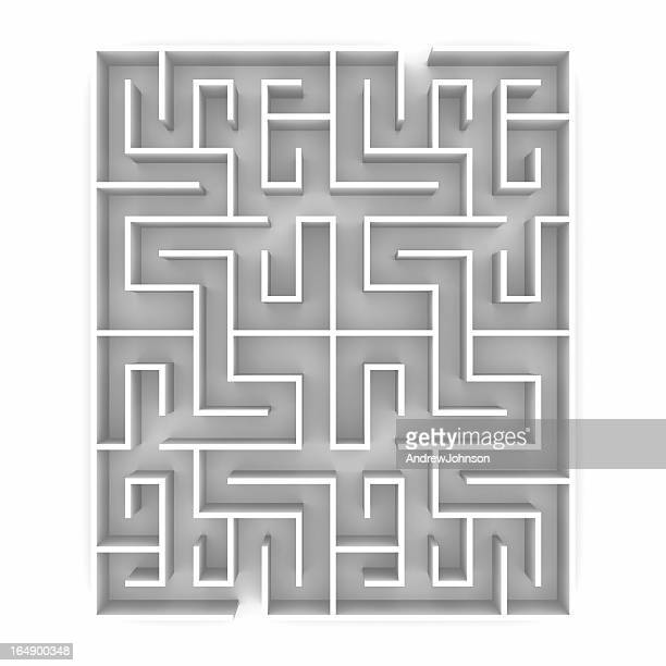maze - maze stock pictures, royalty-free photos & images