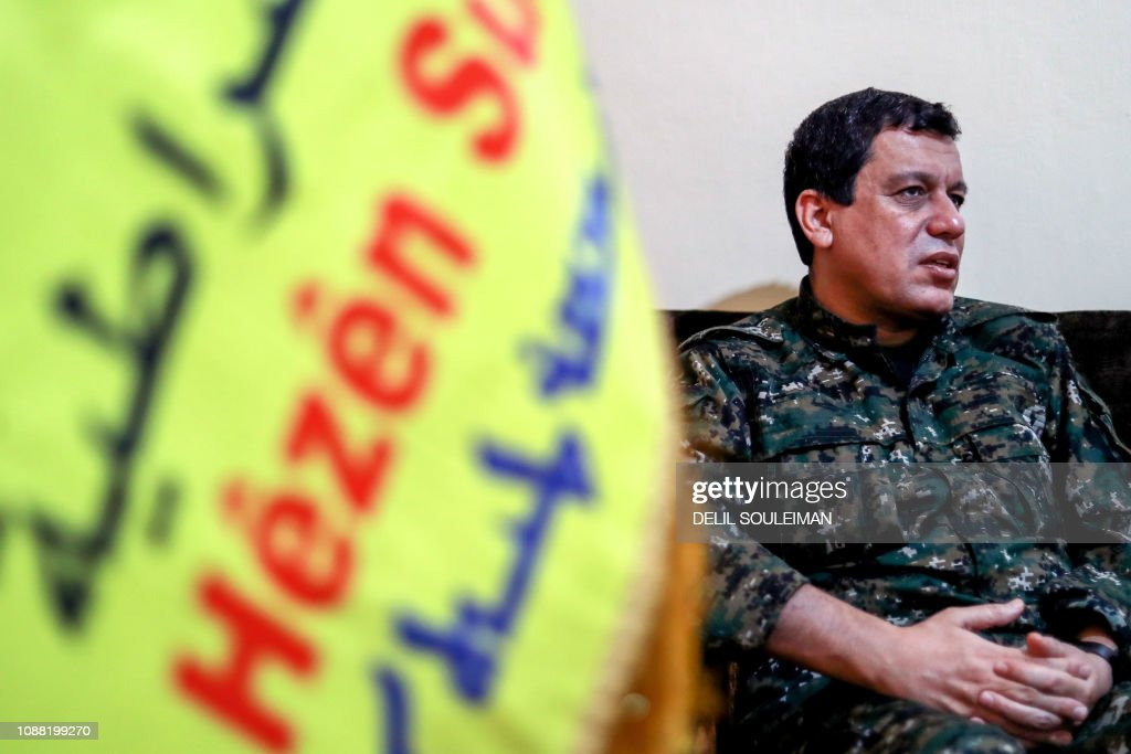 SYRIA-CONFLICT-IS-KURDS : News Photo