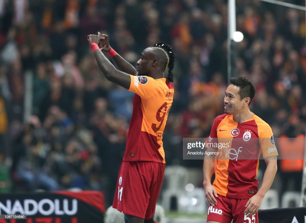 Galatasaray v Trabzonspor: Turkish Super Lig : News Photo