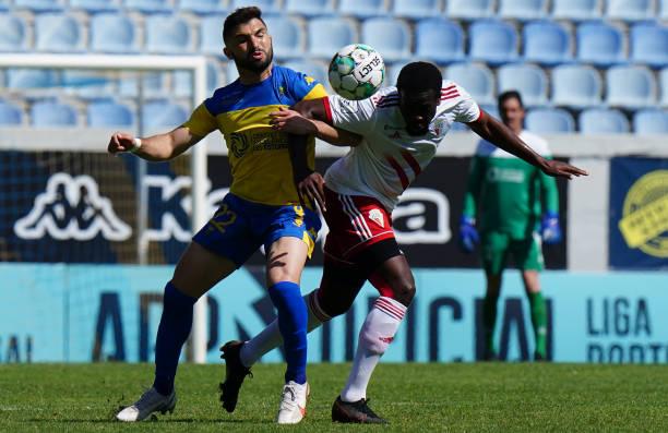 PRT: GD Estoril Praia v UD Vilafranquense - Liga 2 Sabseg