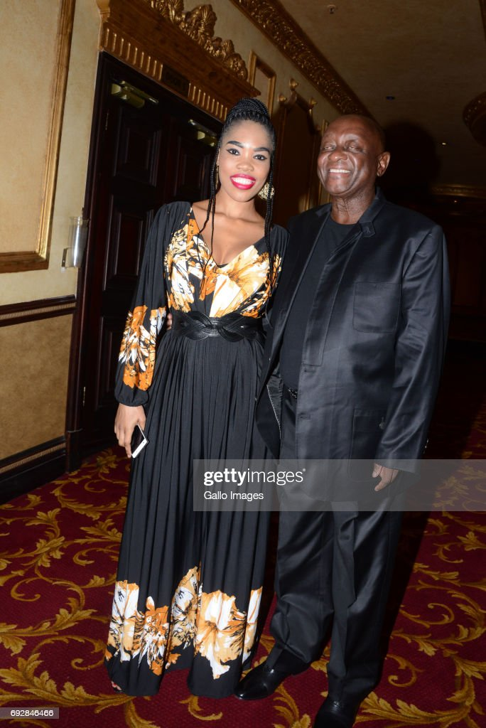 Mbongeni Ngema And His Wife Nompumelelo Gumede During The Naledi