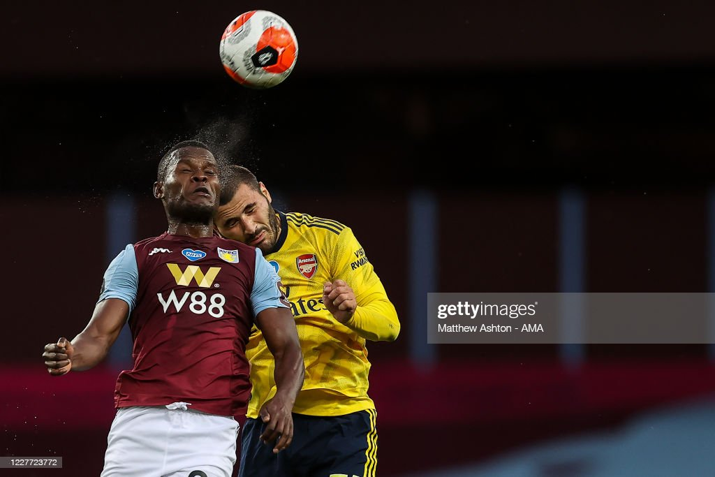 Aston Villa v Arsenal FC - Premier League : News Photo