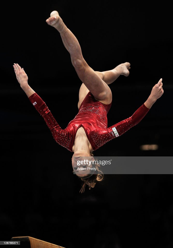 Artistic Gymnastics World Championships Tokyo 2011 - Day 2