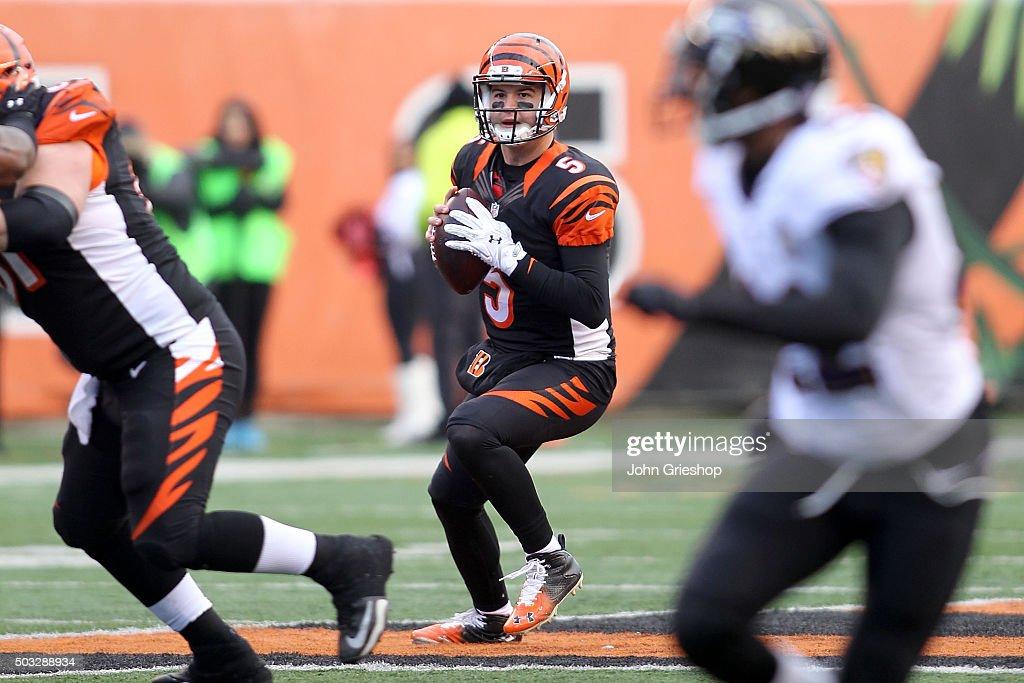 Baltimore Ravens v Cincinnati Bengals : News Photo