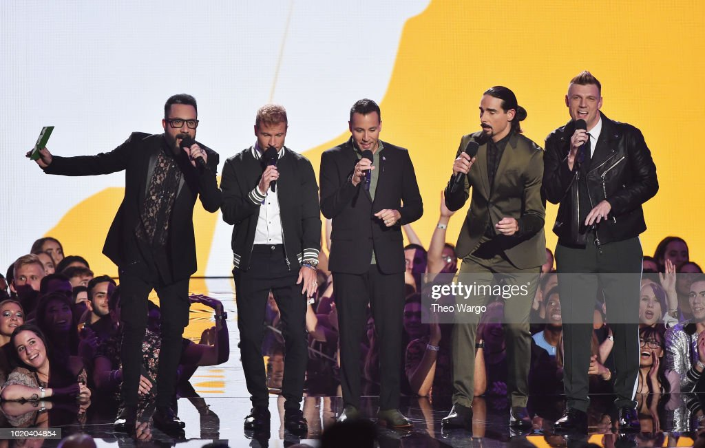2018 MTV Video Music Awards - Show : News Photo