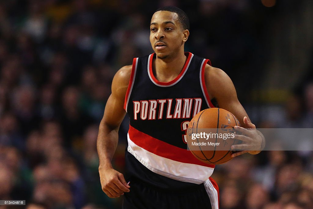 Portland Trail Blazers v Boston Celtics