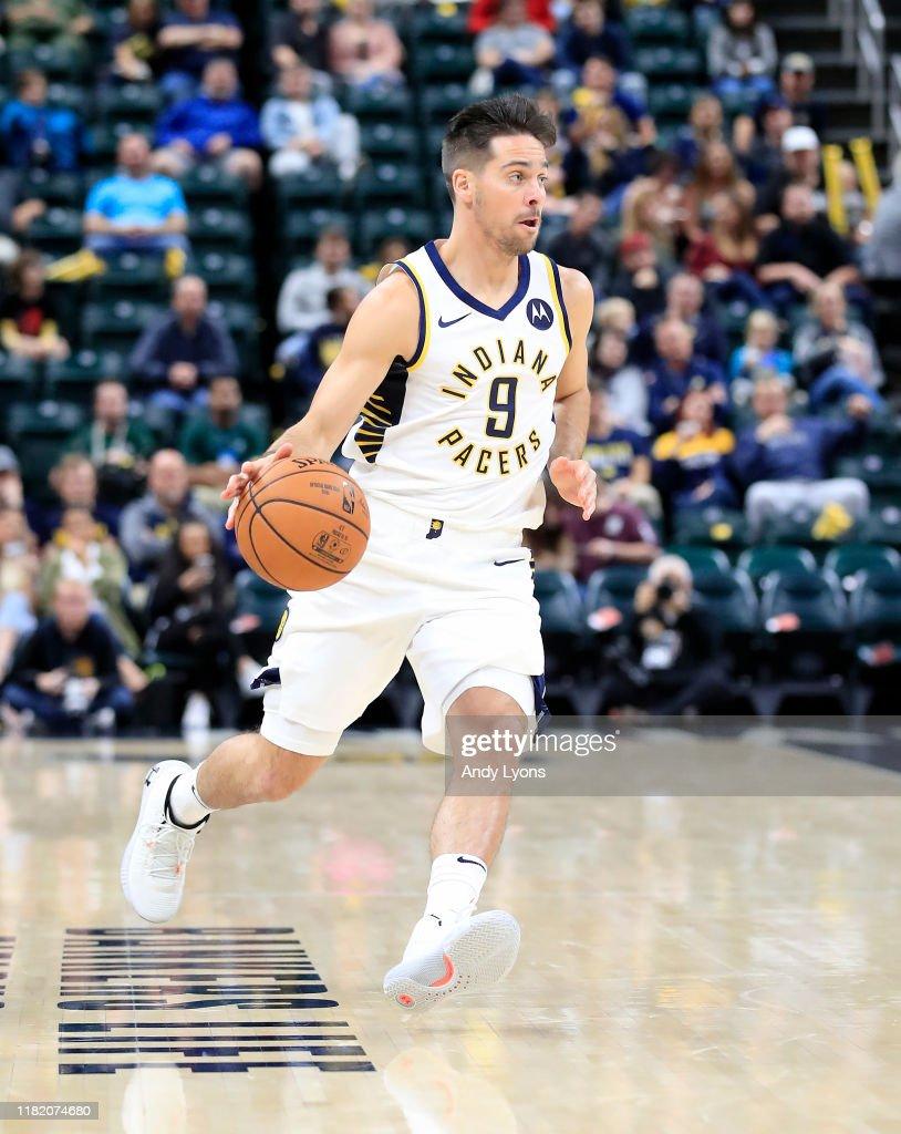 Minnesota Timberwolves v Indiana Pacers : News Photo