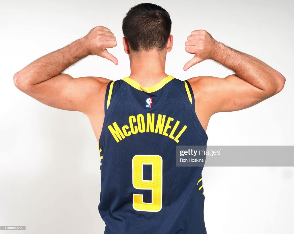 Indiana Pacers Introduce New Players - Portraits : News Photo
