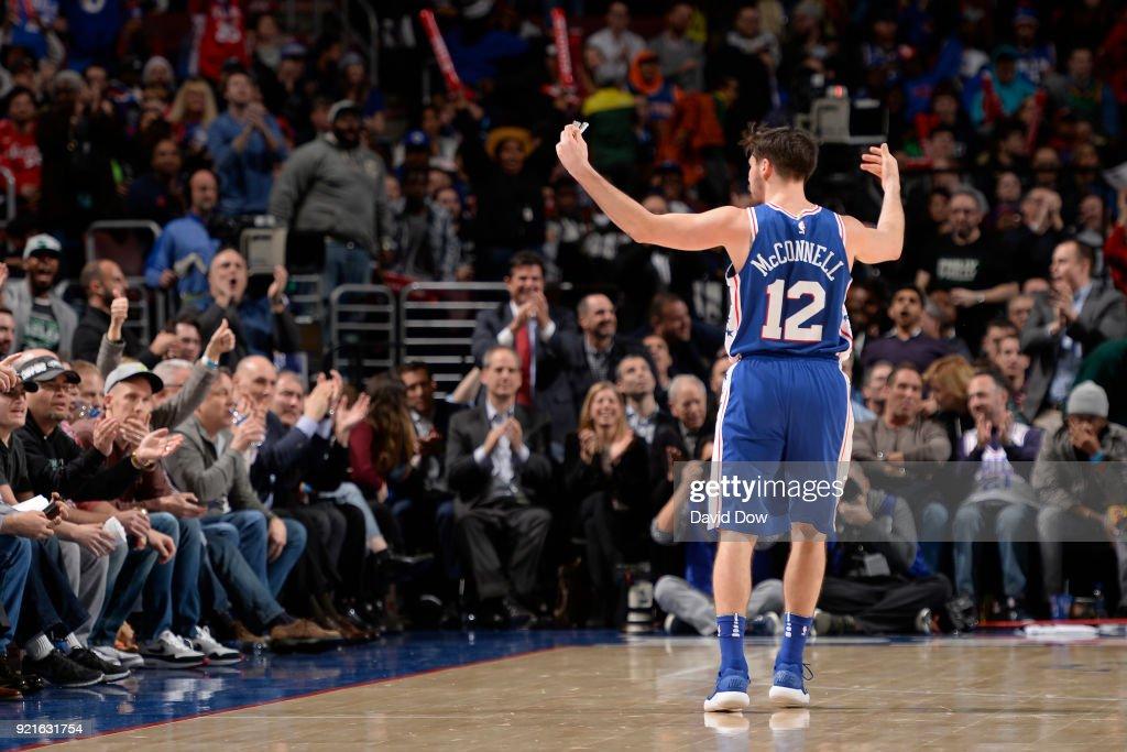 Philadelphia 76ers V New York Knicks : Foto di attualità