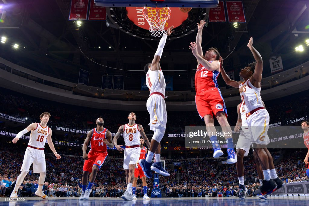 cavaliers vs 76ers - photo #50